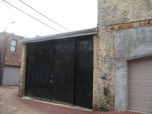 Малогабаритная квартира в помещении бывшего склада