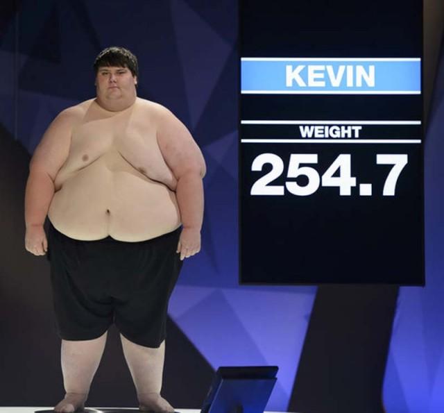 Самый толстый участник программы Biggest Loser