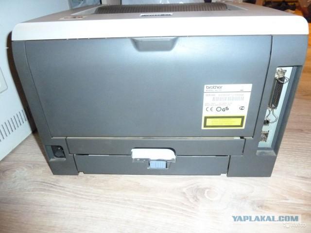 Продам принтер Brother HL-5250DN