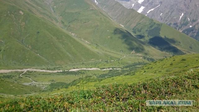 Путешествие по Грузии и Армении на УАЗ ПАТРИОТ