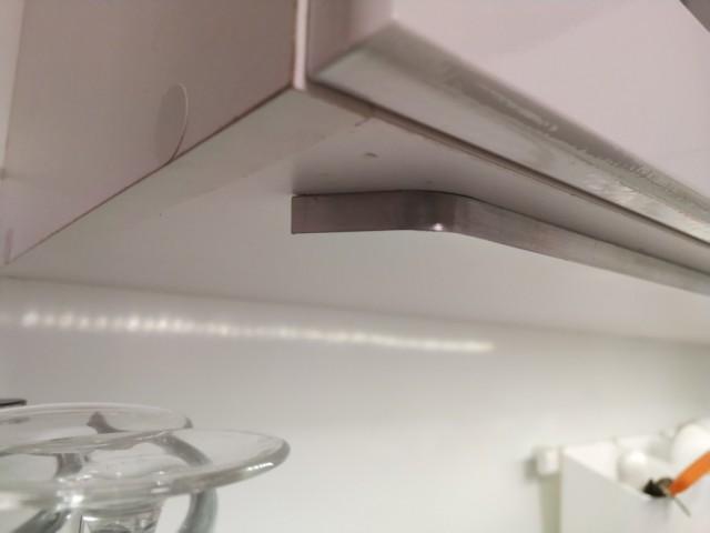 Бюджетная подсветка рабочей зоны на кухне