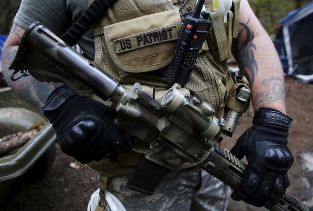 """""""Хранители Клятвы"""": крайне правые мужики из США"""