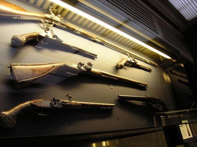 Оружейная палата в Дрездене