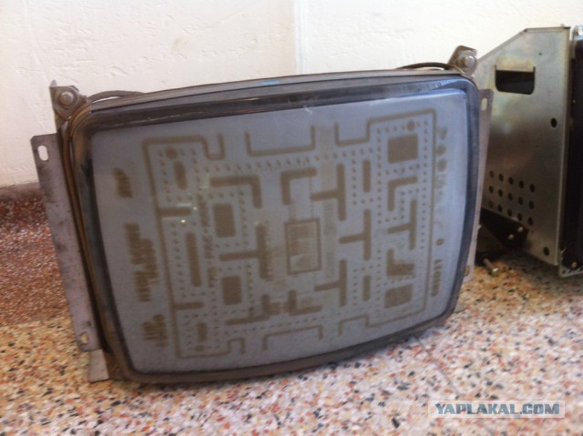 Денди и телевизор