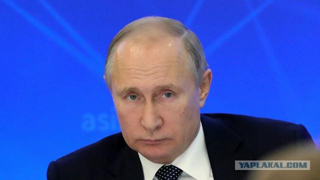 Путин возмутился ростом цен на строительство дорог