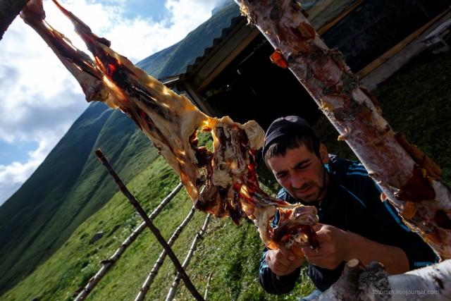 Кавказ на двух колесах