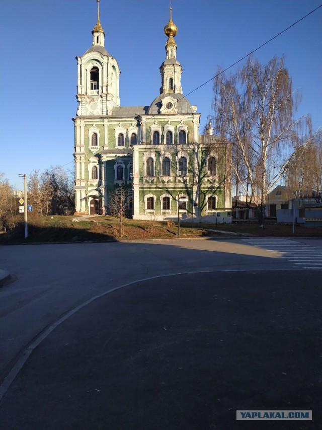 Вояж из-за границы в Москву за машиной