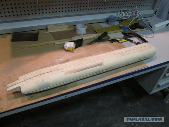 как сделать модель подводной лодки видео