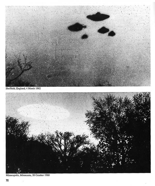 В канун выхода новых X-Files ЦРУ опубликовало рассекреченные документы об НЛО