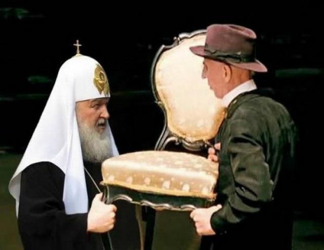 Патриарх Кирилл о протестах против строительства храма в Екатеринбурге: «Это экзотическое явление»