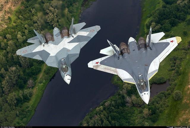 Вся красота нашей авиации в фотографиях Вадима Савицкого