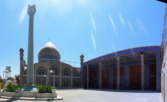 Путешествие к Персидскому заливу на УАЗ Патриот. Грузия-Армения-Иран