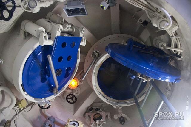 подводная лодка на амазонке