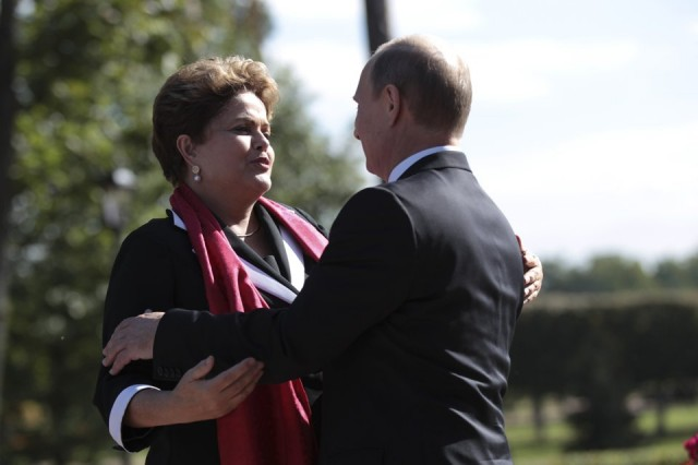 Американцы оценили президентшу Бразилии