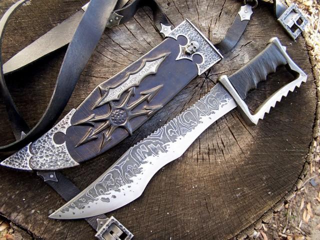 Пост для любителей ножей и другого ХО