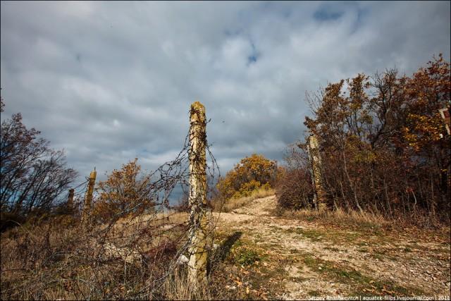 Следы Холодной войны в крымских горах: Объект 100