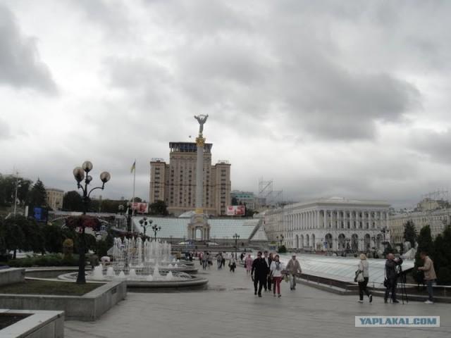Ураина и украинцы глазами русских.