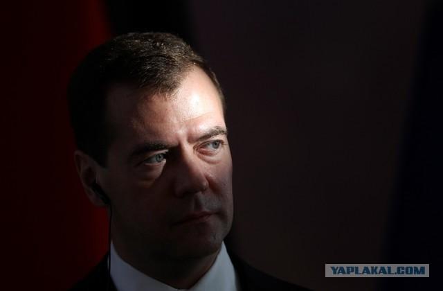 Медведев констатировал начало полноценной торговой войны против России