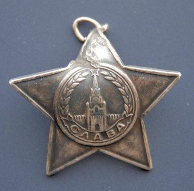 Истории об орденах и медалях спасших жизнь солдатам