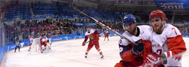 Сборная России по хоккею вышла в финал Олимпийских игр в Пхёнчхане