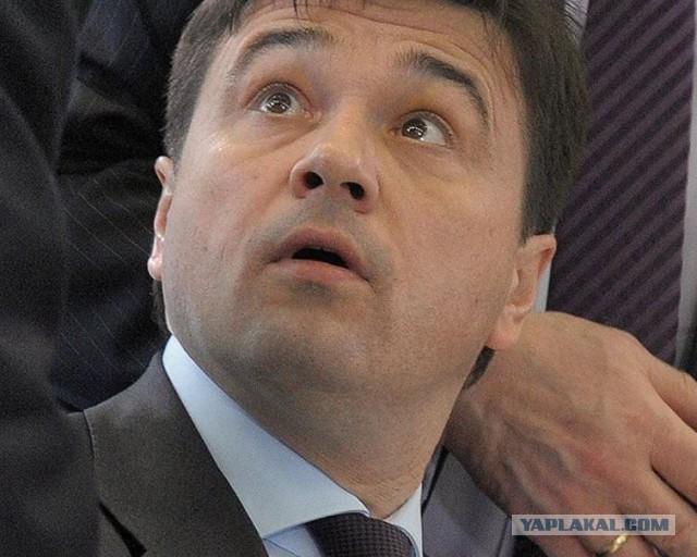Губернатор Подмосковья Андрей Воробьев может уйти в отставку до инаугурации Президента