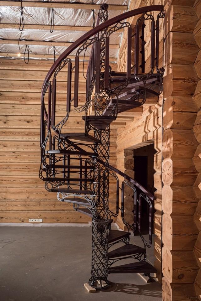 Лестница Шухов