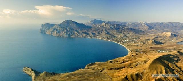Крым, лучшее место в мире