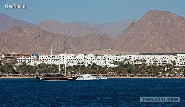 Синайские приключения. Шарм-эш-Шейх и окресности