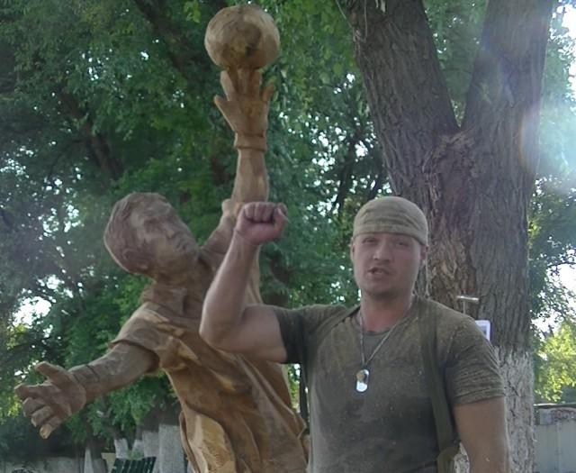 Деревянный Акинфеев. Или снова Sashaaist