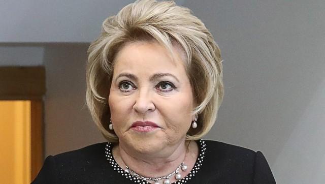 """""""Бояться будут больше"""": Матвиенко предложила вернуть должность генерал-прокурора для устрашения"""