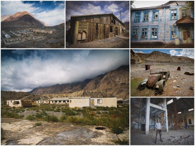 Советское величие превратилось в постапокалиптическую пустошь: заброшенные города Кыргызстана