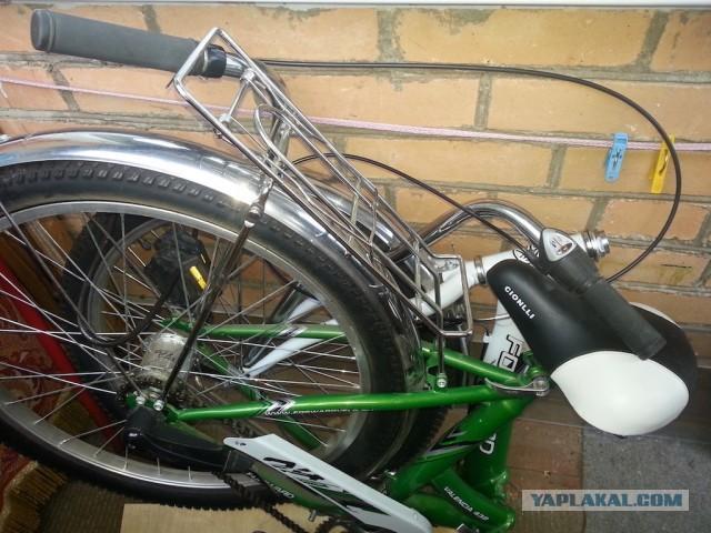Велосипед складной Forward 3х скоростной