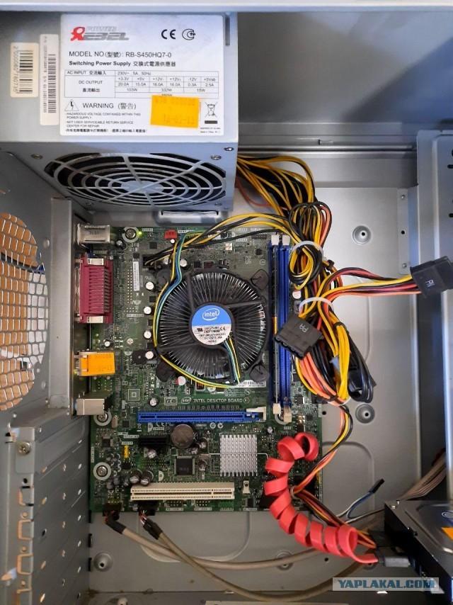 Компьютер intel core i5 3470 8Gb СПб