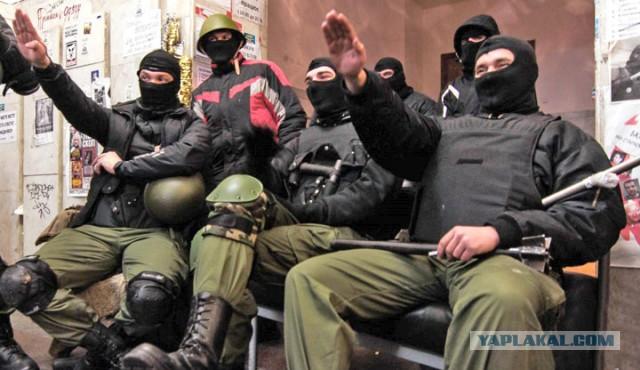 Украина как жалкая пародия на Третий Рейх