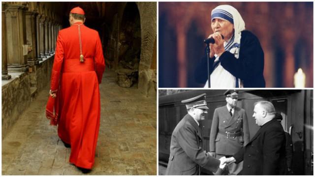 10 вещей, за которые должно быть стыдно Католической церкви