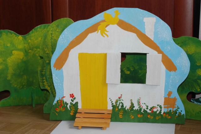 Домики для детского садика