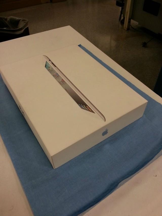 Девушка хотела iPad, а получила...