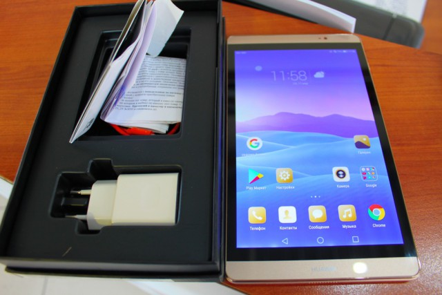 Huawei MediaPad M2 8.0 3/32 Gold LTE