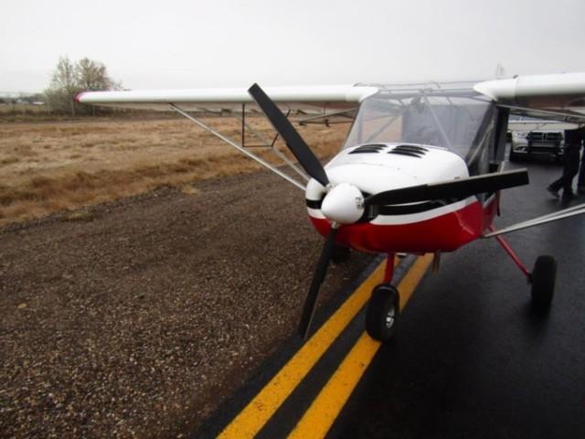 Американские подростки угнали трактор, доехали до взлётной полосы и угнали самолёт