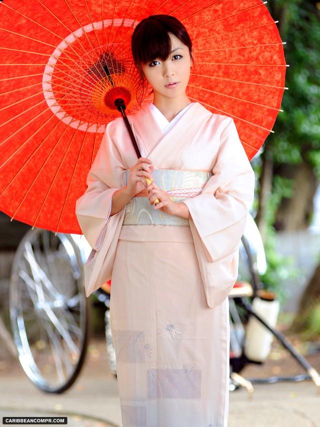 Японские красавицы