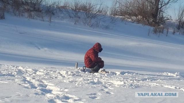 Как сделать зимний фидер на льду