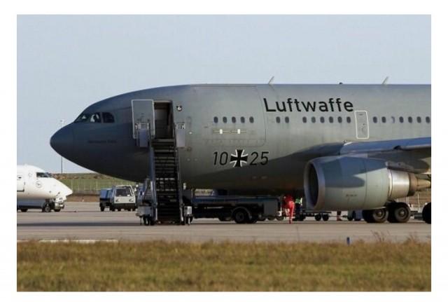 Москва запретила посадку немецкому самолету, летевшему из КНР