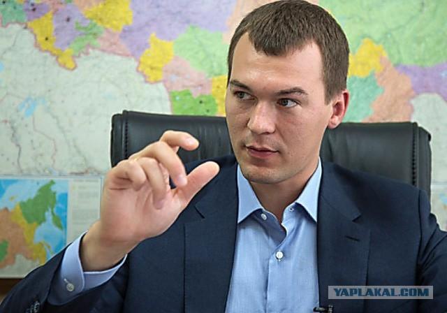 Дегтярев предложил снизить в Хабаровском крае тарифы на услуги ЖКХ