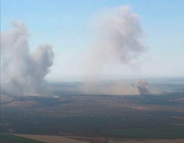 """В Сирии """"Искандерами"""" и ВКС России накрыта база с иностранными инструкторами"""