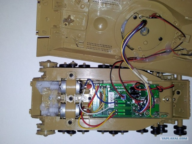 Ремонт радиоуправляемых моделей своими руками