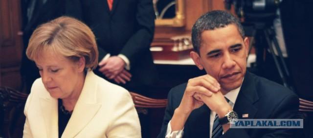 Фрау Ангеле Меркель посвящается…