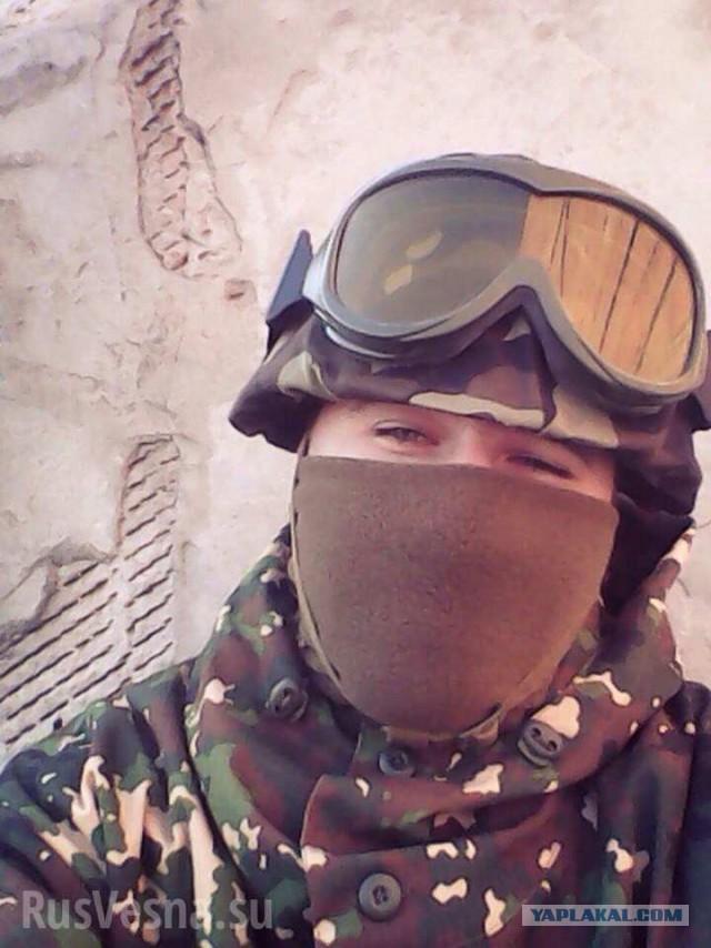В Сирии погиб ополченец ЛНР