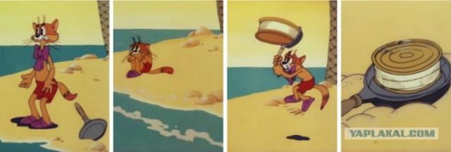 10 забавных ляпов в любимых советских мультфильмах