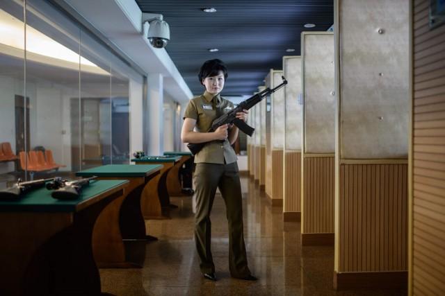 Свежая подборка интересных фото из Северной Кореи