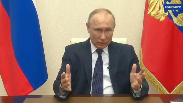 О чем расскажет Путин 6 мая